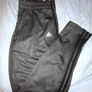 Adidas Climalite grey soccer pants
